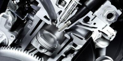 Непосредственный впрыск топлива дизельного двигателя