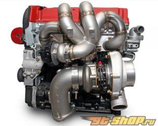 Дизельная турбина на бензиновый двигатель