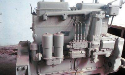 Двигатель Д108 технические характеристики