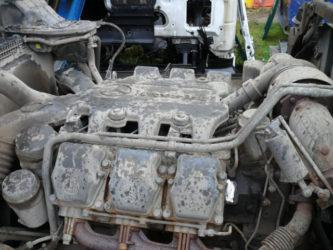 Двигатель OM 501 LA технические характеристики