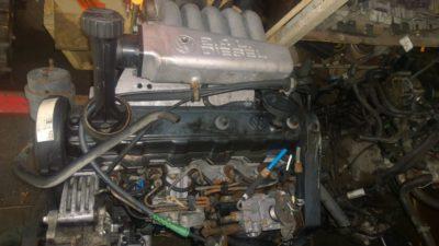 какие были двигатели транспортер т4
